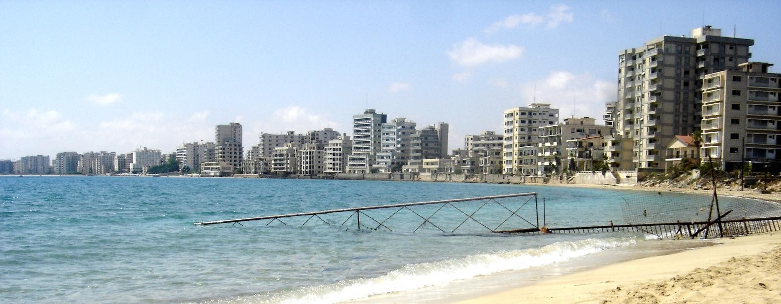 During the 1970's, Varosha was the number 1 tourist destination in Cyprus