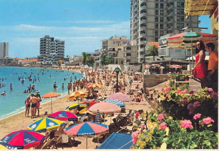 Famous people loved Varosha.